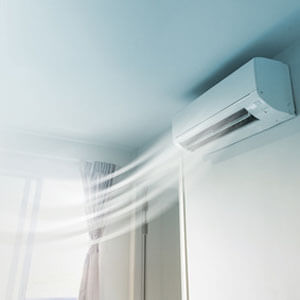 Air Blowing Out Of Vent